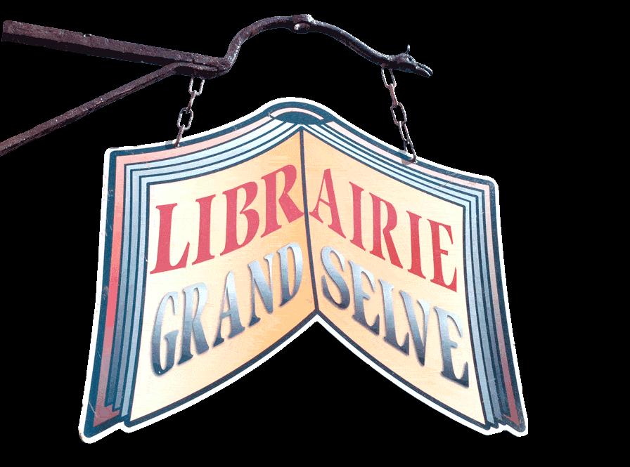 librairie grand selve
